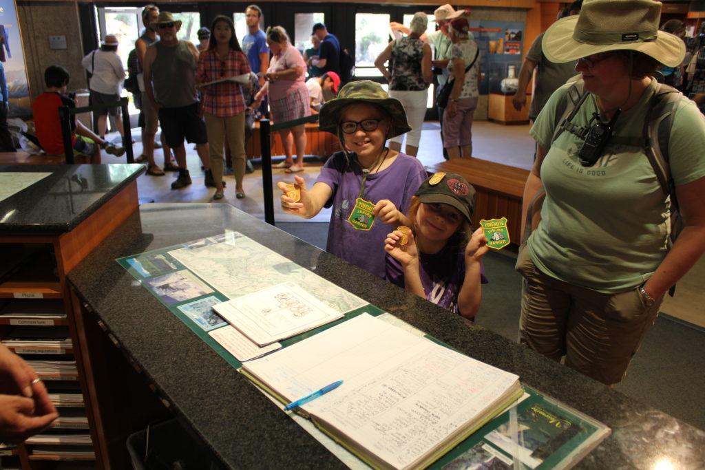 Yosemite Valley Visitors Center