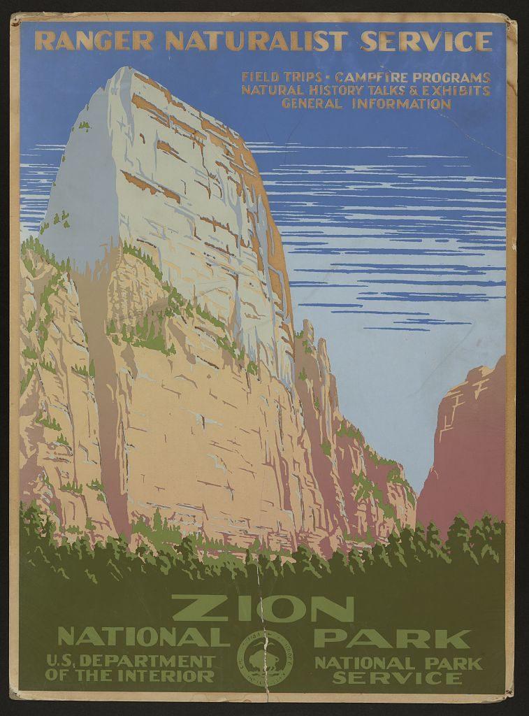 Original WPA Poster