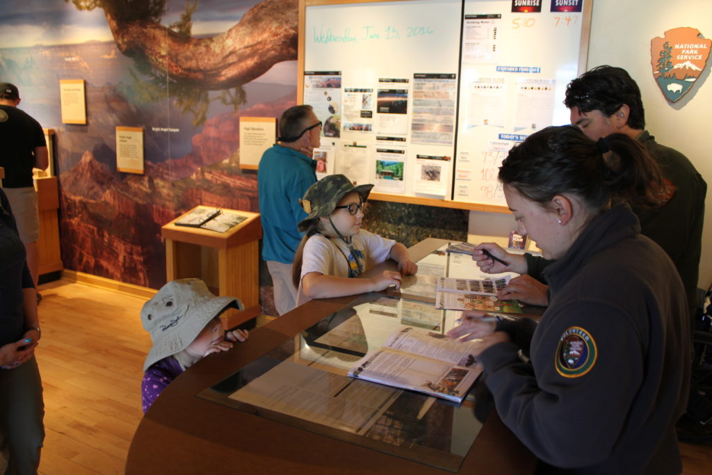 Visitors Center, North Rim